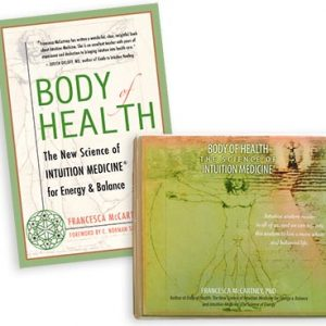 Body of Health book + CD set