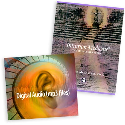 Science of Energy Book + mp3 audio set